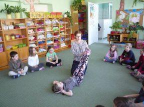 Zajęcia praktyczne z zakresu udzielania pierwszej pomocy.