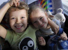 wyjazd dzieci najstarszych do Zakopanego