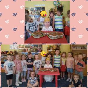 4 urodziny Melanii